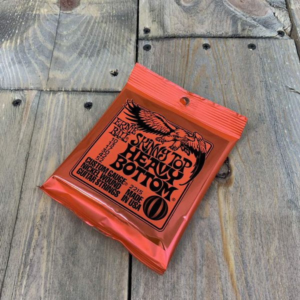 Ernie Ball 2215 Skinny Top Heavy Bottom Electric 10-52